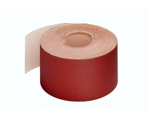 Шлифшкурка рулон №8Н (P150)0,100х50 метров 14А на тканевой основе, водостойкая